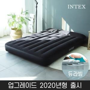 INTEX 에어매트 캠핑매트 듀라빔 클래식(더블)