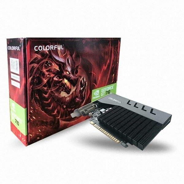 COLORFUL 지포스 GT710 REVENGE D3 1GB