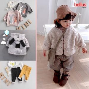 벨루스베베 유아동 겨울 티셔츠/레깅스/바지/아우터
