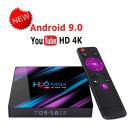 H96 MAX RK3318 스마트 안드로이드9.0 tv박스 4GB+64GB