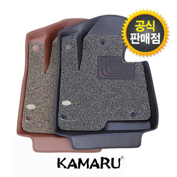 카마루 6D매트 / 자동차 매트 차량용 카매트 코일매트