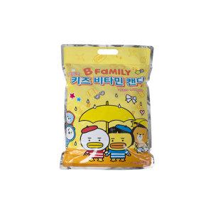 비패밀리 어린이비타민C 복숭아맛 1000정 1200g