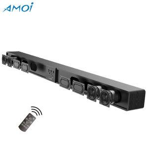 AMOI 가상 5.1 서라운드 DSP 8유닛 블루투스 사운드바