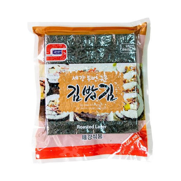 해후 두번구운 김밥김 100매