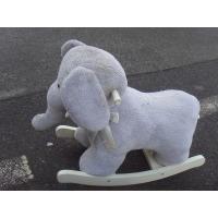 (세호마트)흔들코끼리장난감(중고/사용감많음)