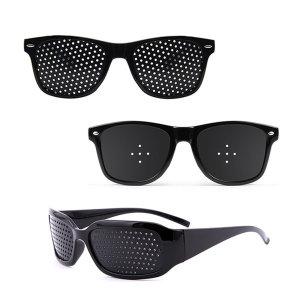 핀홀 안경 시력보호 눈보호 시력 교정 눈운동 클래스5