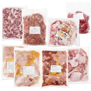 국내산 닭내장 1kg/닭똥집 근위 염통 닭간 닭발 생닭