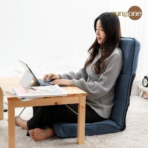 1인용 안락의자 각도조절 등받이 게이밍 좌식 의자