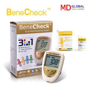 베네첵 신형3in1(측정기+콜레스테롤시험지25매 합본)