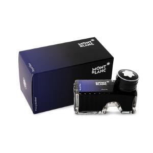 몽블랑  만년필용 병 잉크 블루 60ml 105192