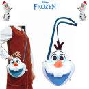 겨울왕국 올라프 크로스백 / 가방 인형 눈사람 캐릭터