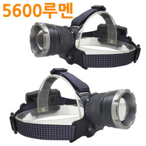 LED COB 충전식 캡라이트 모자 랜턴 헤드랜턴 XHP90D92