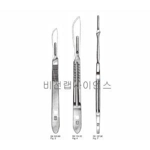 수술용 칼 No.7 홀더Surgical handle HSC-0610700