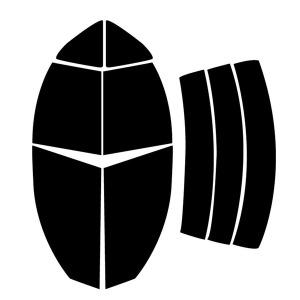 SM3 썬팅지 측후면세트 넥스텍 틴팅필름