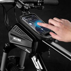 자전거 프레임 핸드폰 휴대폰 스마트폰 거치대 가방