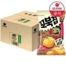 꼬북칩 스윗시나몬 80g  12개입/ 1박스