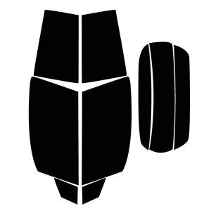 스파크 썬팅지 측후면세트 넥스텍 틴팅필름