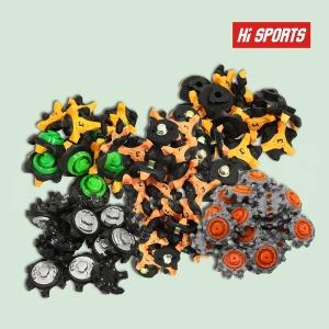 골프화징 스파이크징 100개 나사형/큐락형/트리락형