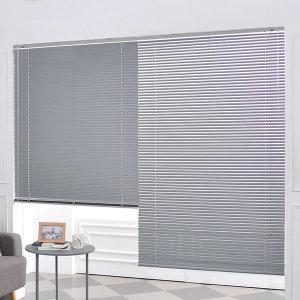 알루미늄 블라인드 롤스크린 커튼 거실 창문 방염