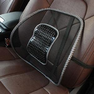 차량등받이 운전석 곡선형 지압 디자인 다용도 선물