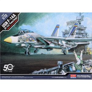 미해군 F-14A VF-143 퓨킨독스 1/72 12563 /정품 조립