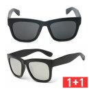 1+1 선글라스 패션 썬글라스 PVF-1006B