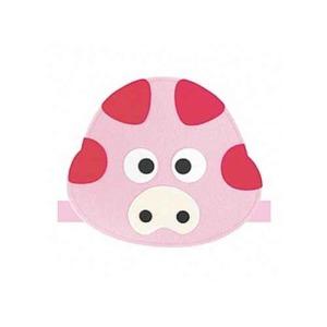 동물머리띠 돼지 (펠트/연극/역할극놀이)