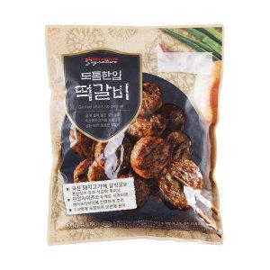 홈플러스시그니처_도톰한입떡갈비_600G