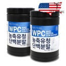 WPC 유청단백질 농축분말 300g+300g 미국산