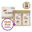 닥터슈퍼칸 간건강/실리마린/밀크씨슬 2개월GIFT+5캡슐
