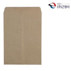 B5 양면 중대 봉투 190 x 260mm 50매 종이봉투 소봉투