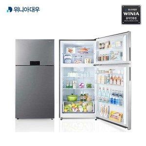 무료설치 핸들의 심플한 562L 냉장고 FR-G568RESK