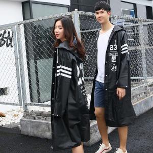 우의 우비 비옷 레인코트 판죠 패션 커플 남녀공용