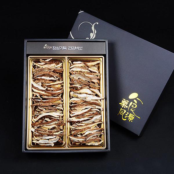 명절선물세트/버섯선물세트 /표고채 150g 2팩 특별엄선
