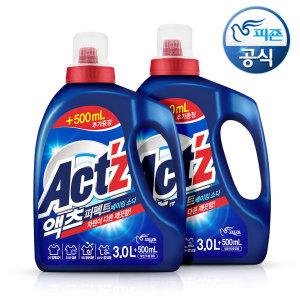 액체세제 퍼펙트 베이킹소다 3.5L 2개