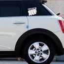 재미있는 차량용 스티커 트리플 따봉