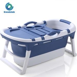 초대형 성인 접이식욕조 이동식 전신욕조 아기수영장