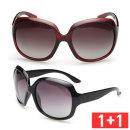 1+1 선글라스 패션 썬글라스 PVF-1008