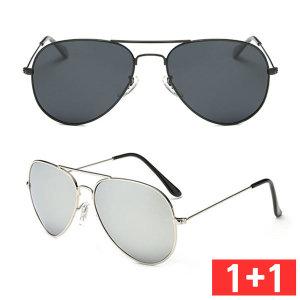 1+1 보잉 미러선글라스 썬글라스 PVB-2001