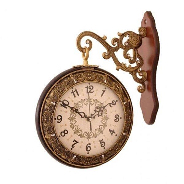 엘렌 19AA 양면시계 110315119 무소음 선물 모던시계