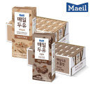 매일두유 식이섬유 24팩 + 초콜릿 190ml 24팩
