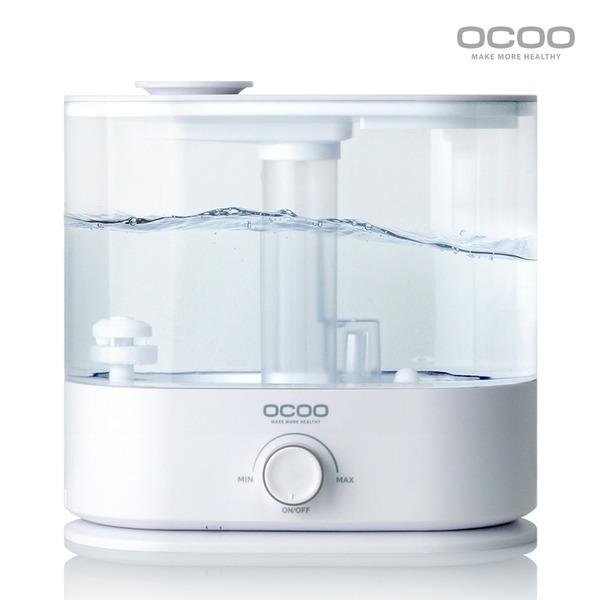 아우라 초음파 가습기 간편세척 다이얼 4L OCP-HV400