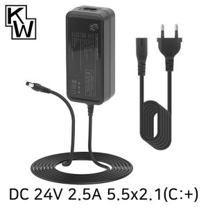 DC 24V2.5A   SMPS 직류전원전원 파워 아답터