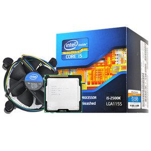 코어i5 CPU(i5 2500/샌디브릿지) 쿨러포함 구리스 동봉