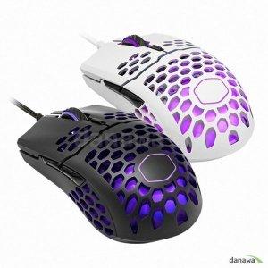 쿨러마스터 MM711 (블랙  무광) 게이밍 마우스