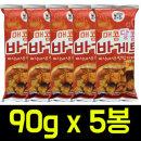 (무배) 매콤달콤 바게트 90gx5봉 과자/스낵/간식/안주