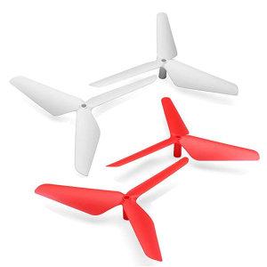 드론날개 3날 프로펠러 부품 빨강+화이트