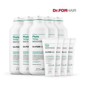 DR.FORHAIR  (닥터포헤어) 피토 테라피 샴푸 500mlx5 + 피토테라피 샴푸