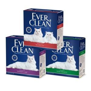 에버크린 고양이모래6.35kg 3개/11.3kgx2개/ES UN/MC