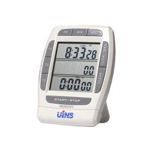 T-103 디지털 타이머 스톱워치 초시계 3채널동시측정